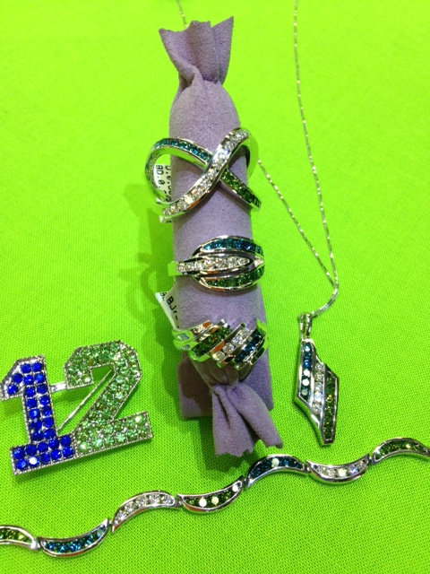 Seattle Seahawks Jewelry